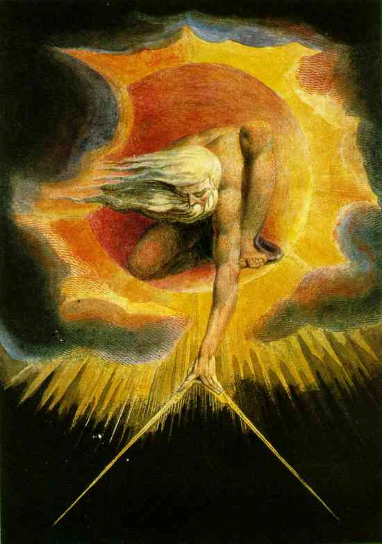 William Blake, Ancient of Days