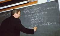 Jonathan Young at Harvard University