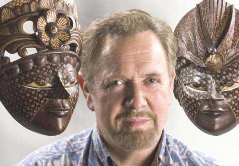 Jonathan Younnng, with Masks