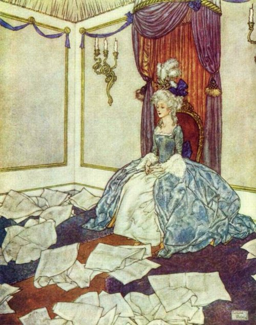 Edmund Dulac, All the Newspapers in the World