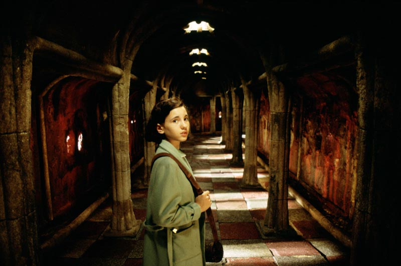 Pan's Labyrinth, Mercedes and Ofelia
