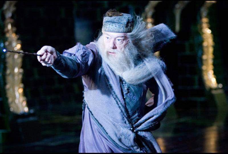Dumbledore V. Voldemort
