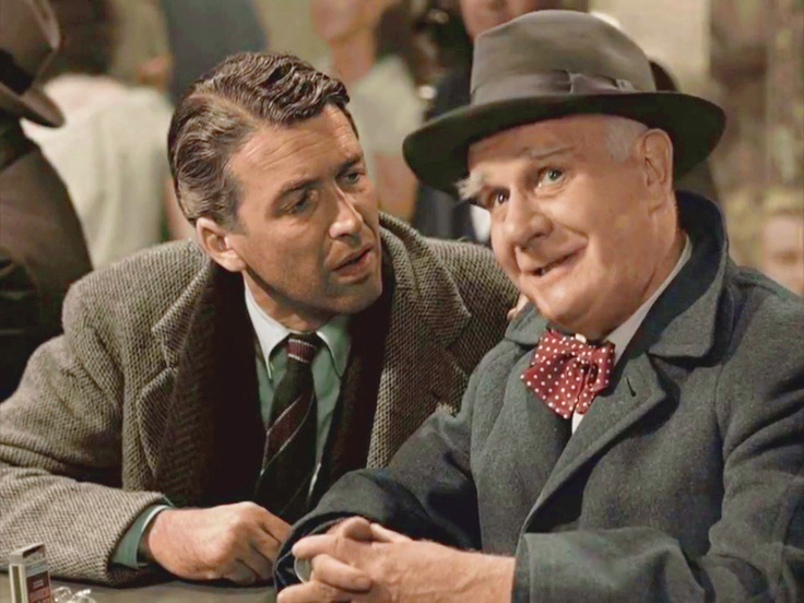 It's a Wonderful Life: George Bailey and Clarence Odbody