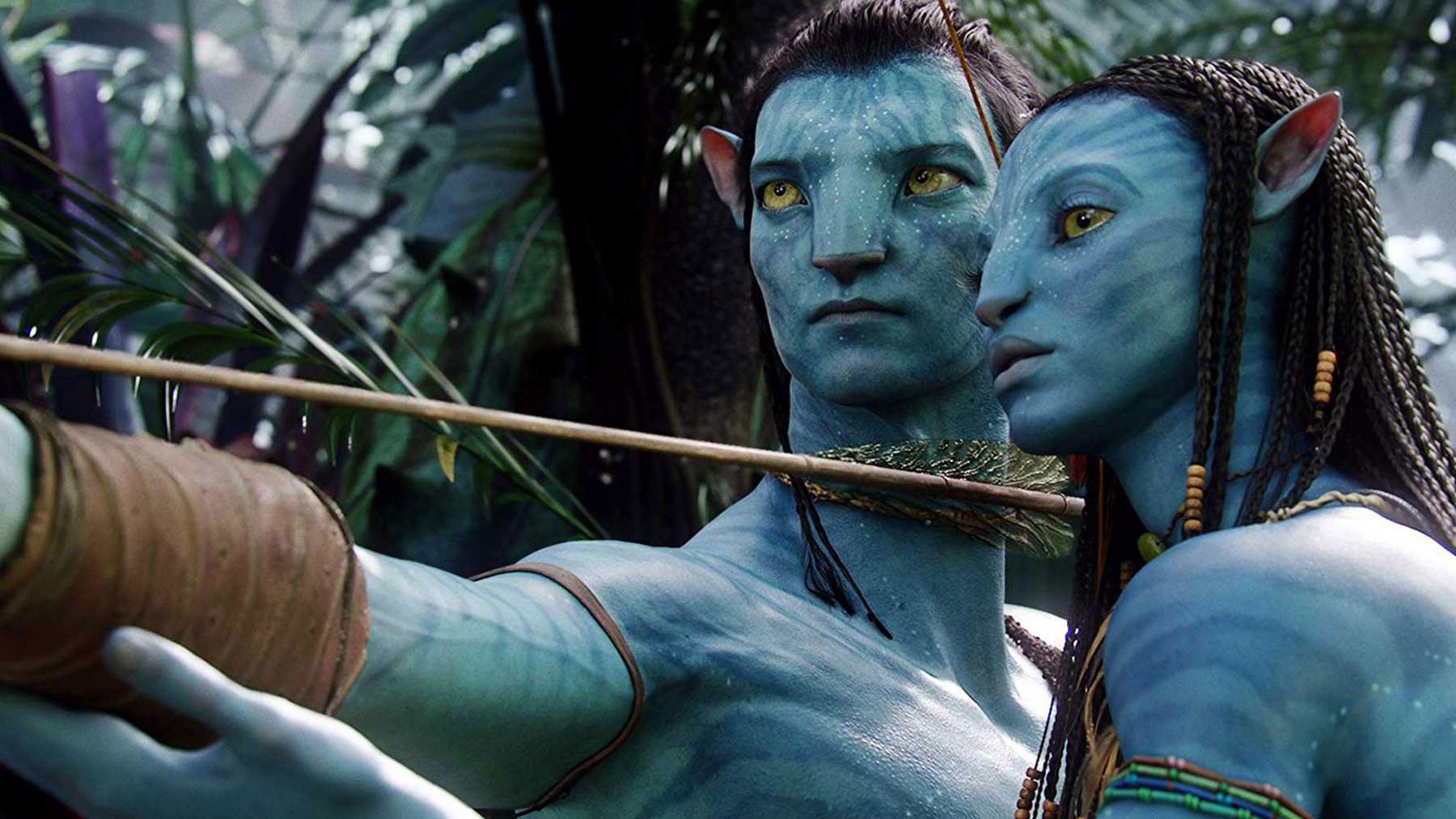 Avatar, arrow shaft