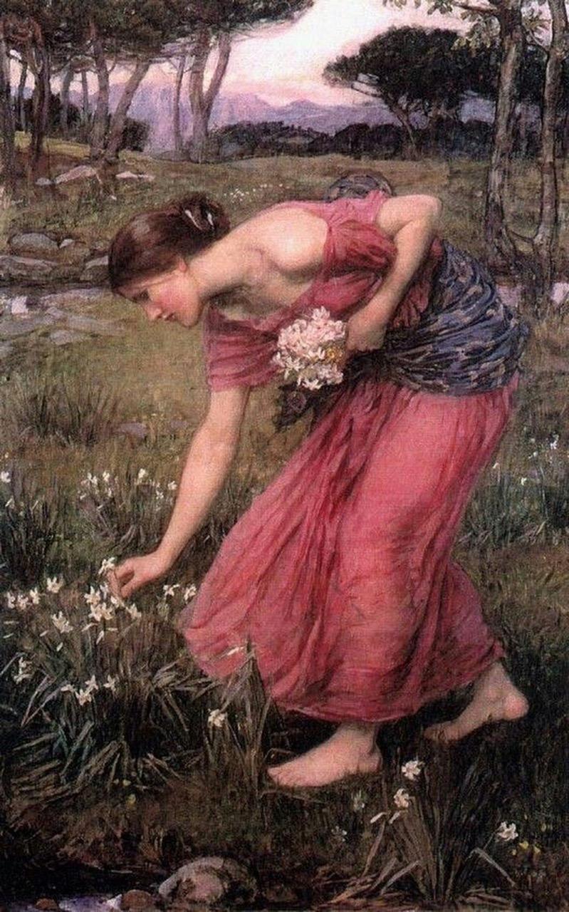 John William Waterhouse, Persephone