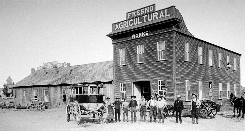 Fresno agricultural work