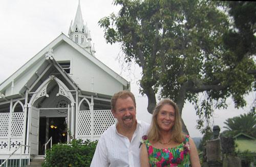 Chapel, Kona, Hawaii